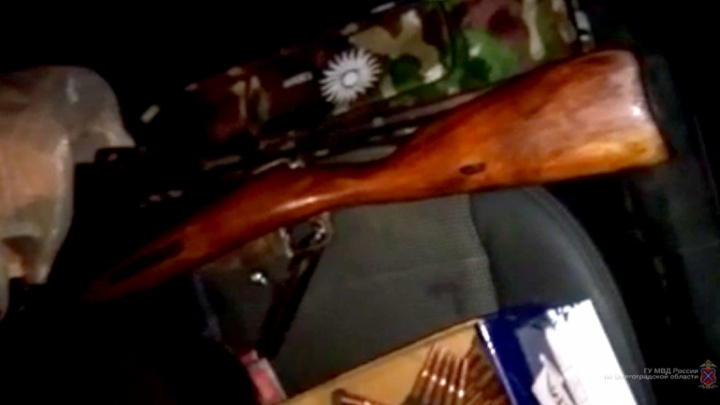 Поисковик из Волгограда присвоил выкопанную при раскопках винтовку Мосина
