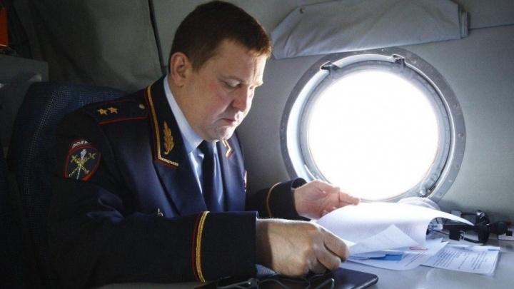 Следователи рассказали о роли экс-начальника облМВД в коррупционном скандале с КАМАЗами