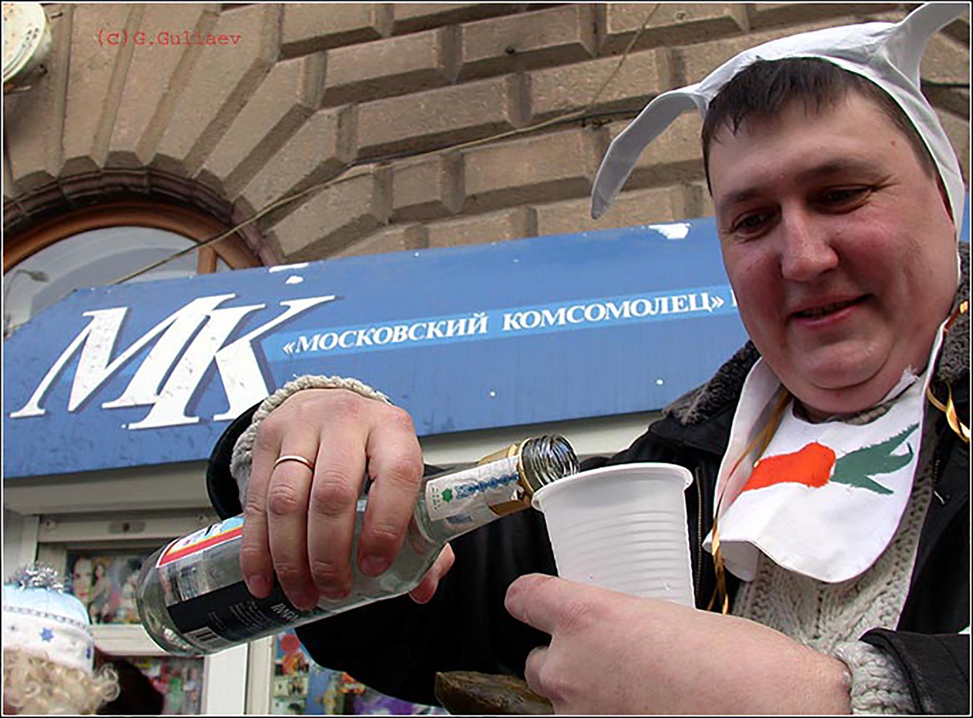 Депутат Осипов и раньше был не чужд культурно-массовым мероприятиям.