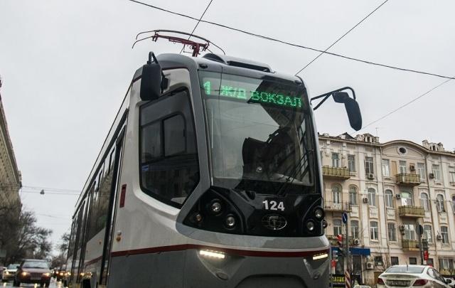 В Ростове из-за реконструкции Станиславского изменится движение трамваев