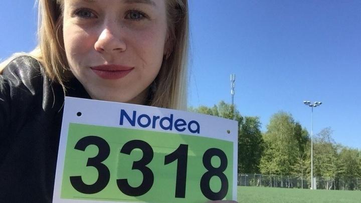 Студентка из Архангельска вошла в пятерку лучших бегуний на марафоне в финском Оулу