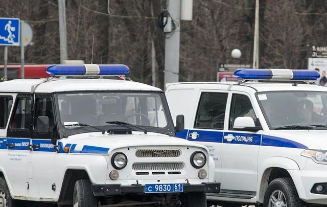 Полиция разыскивает свидетелей похищения банкомата в центре Ростова