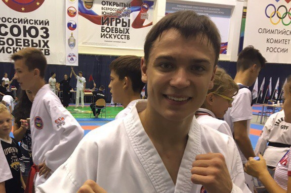Тхэквондисты Поморья взяли четыре медали на Играх боевых искусств в Анапе