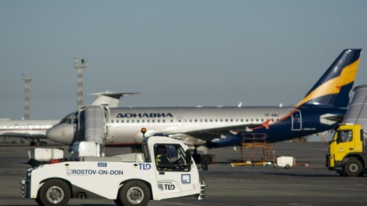 В ростовском аэропорту депутата сняли с рейса до Греции за пьяный дебош