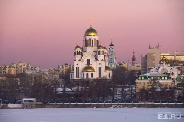 Праздничные службы пройдут во всех храмах области