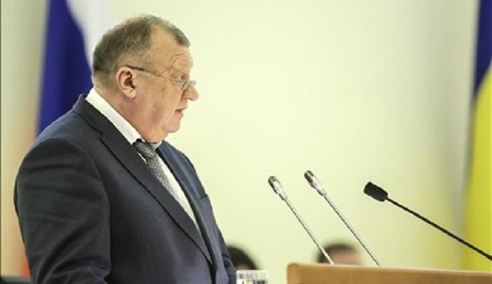 Геннадий Урбан ушел с поста министра природных ресурсов и экологии Ростовской области