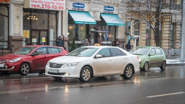 30 рублей за километр: во время ЧМ-2018 пассажиры ростовских такси будут платить по единому тарифу