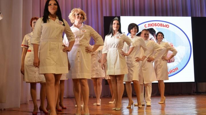 Лучших медсестер Ростова выбрали по навыкам в кулинарии и флористике