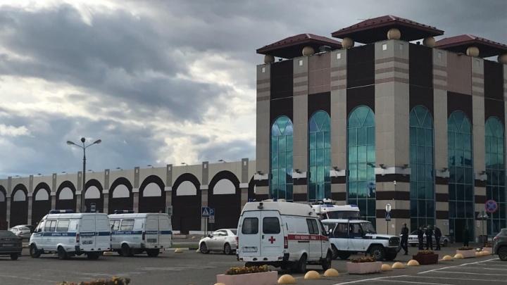 Из «Альтаира» эвакуировали всех посетителей: что случилось