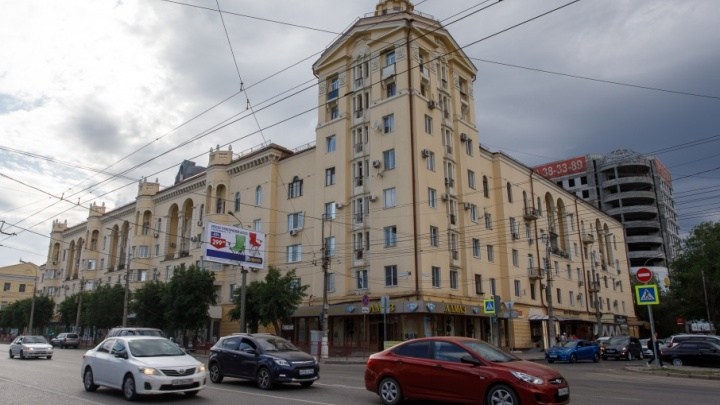 Дом речников-водников: разгадываем загадку одного из красивейших зданий Волгограда