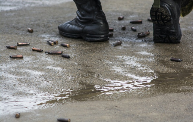 Житель Ростовской области погиб в Сирии