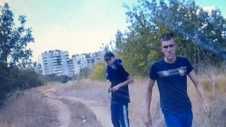17-летний поджигатель лесопосадки в Дзержинском районе пошел под суд