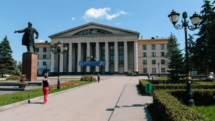 Дом культуры Литвинова на площади Кирова готовят к реставрации