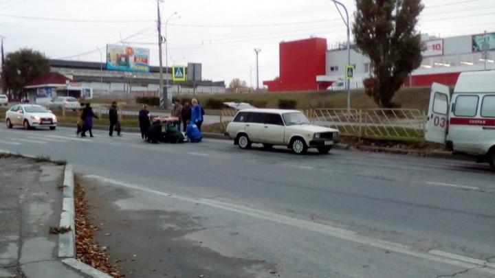 «Мы услышали крик»: в Тольятти под колеса «четверки» попал мужчина
