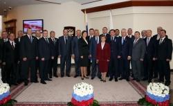 Пермских нефтяников наградили в Москве