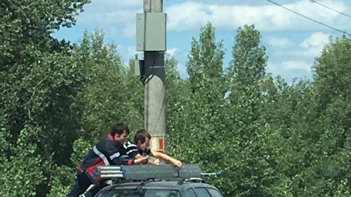 В Самаре на Южном шоссе за автомобилистами будут следить новые видеокамеры