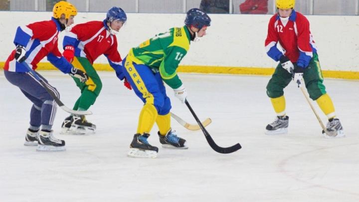 Новый хоккейный сезон в Поморье откроют любители