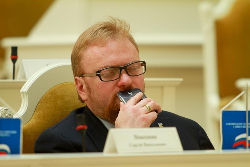 Виталий Милонов в думах о судьбе ЖКХ в Петербурге
