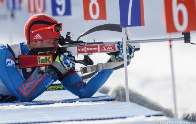 Гараничев стал лучшим среди россиян в спринте на этапе Кубка мира