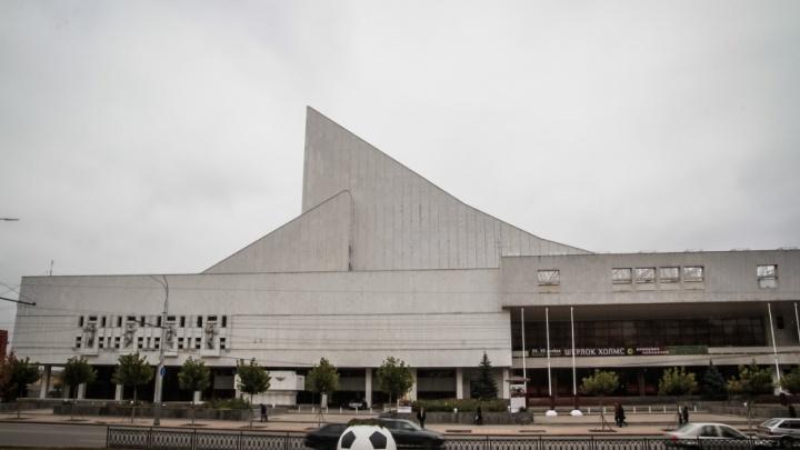 Фасад Ростовского музыкального театра отремонтируют за 372 миллиона рублей