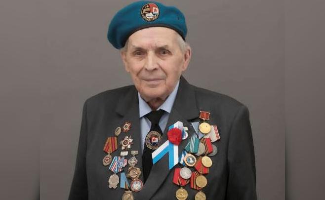 В Архангельске ушел из жизни ветеран Великой Отечественной войны Евгений Шаров