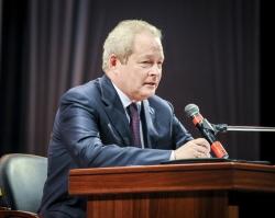 Виктор Басаргин ответил на вопросы жителей Чайковского района