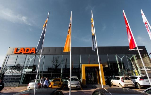 «Авто-Ревю»: «Новинки LADA ростовчане смогут приобрести первыми»