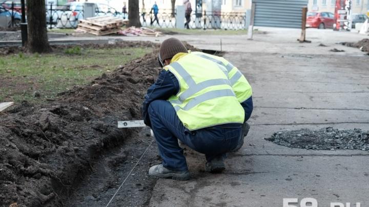За неоплаченный после превышения скорости штраф житель Прикамья неделю будет трудиться разнорабочим