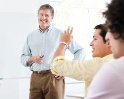 Корпоративное обучение в EF English First