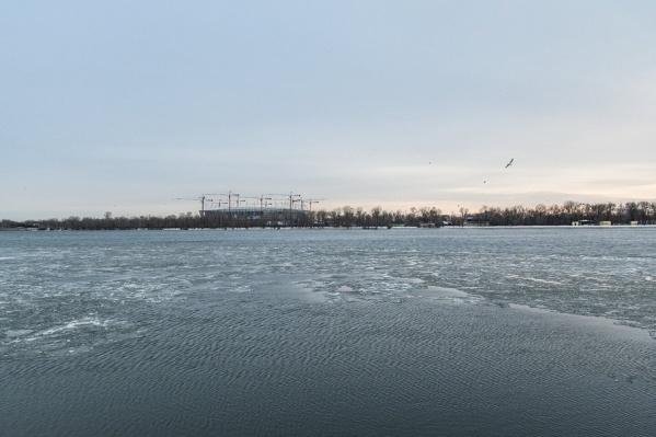 Гандбольный стадион будет располагаться напротив «Ростов-Арены»