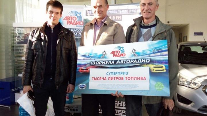 Показали лучшее время и не нарушили ПДД: в Самаре наградили призеров «Формулы АВТОРАДИО»
