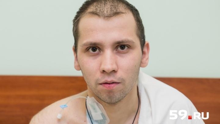 «За 25 лет в профессии я такого не видел». Краевая больница спасла пациента с редкой формой гемофилии