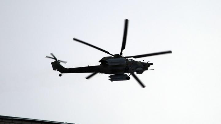 В Волгограде начались тренировки военной авиации