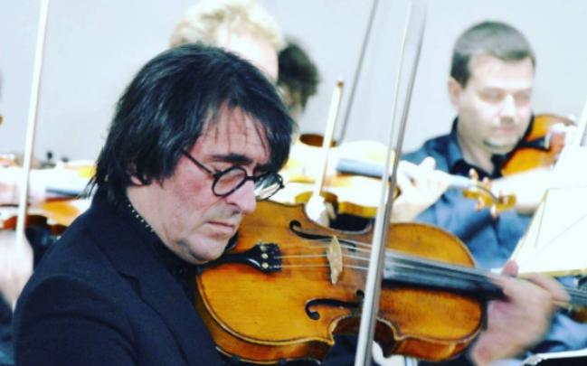 Ростовчанин Юрий Башмет даст концерт на фестивале «Красная площадь» в Москве