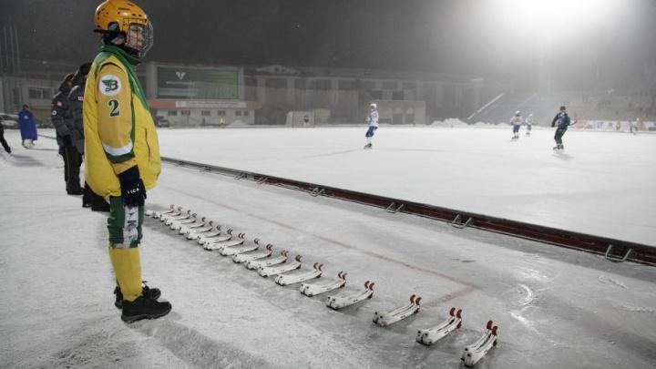 Хабаровские хоккеисты разгромили «Водник» всухую