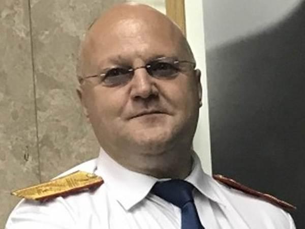 Александр Дрыманов//ГСУ СК РФ по городу Москве