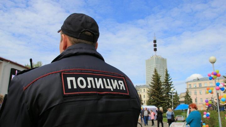 Полиция: день города в Архангельске прошел спокойно