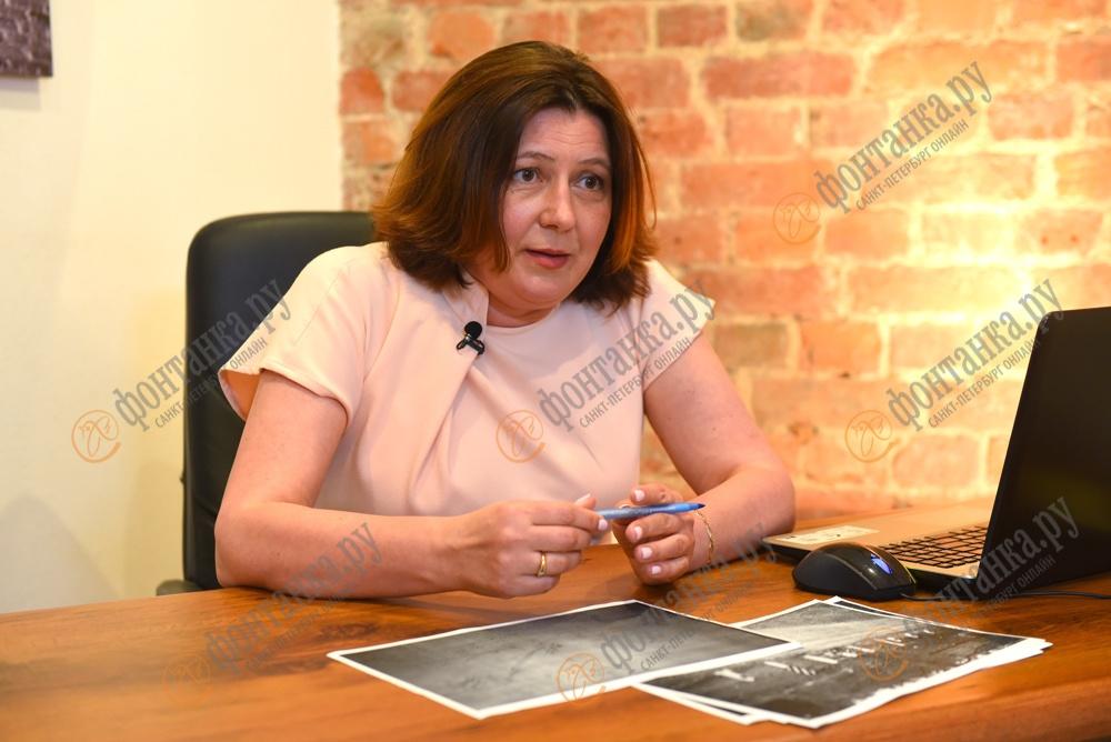 Наталья Потлачук / фото Сергея Николаева