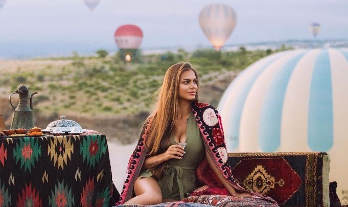 Пермская модель будет судить конкурс красоты в Казахстане