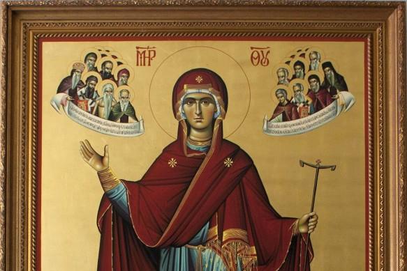 В Волгоград выставят на всеобщее обозрение спасающую от нищеты икону