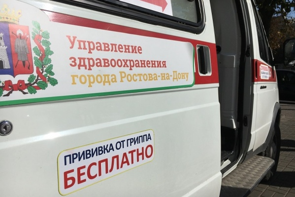 Мобильные прививочные пункты будут открыты в трех торговых центрах города