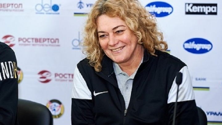 Наставница «Ростов-Дона» Татьяна Березняк стала заслуженным тренером России