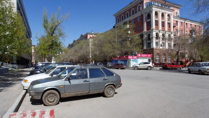 Улицу Советскую в Волгограде перекрыли до середины августа
