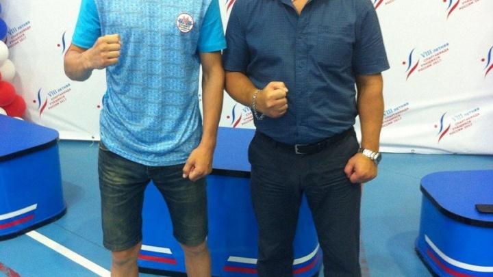 Новодвинец Кирилл Малашков стал бронзовым призером всероссийских соревнований по боксу