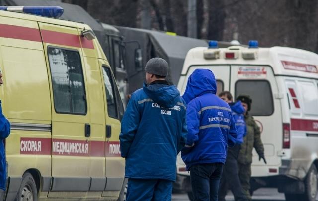 В Волгодонске из окна на втором этаже выпал трехлетний ребенок