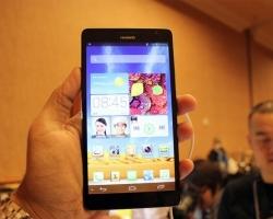 IFA 2014: три новых смартфона от Huawei