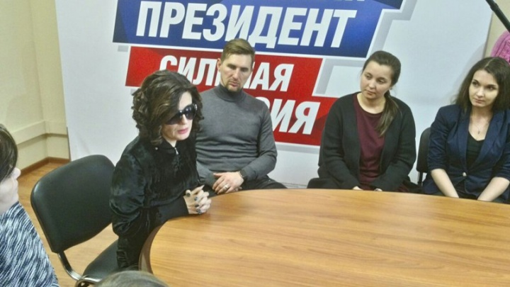Диана Гурцкая устроила мастер-классы в ярославских интернатах