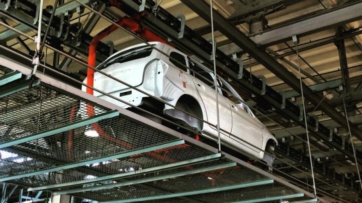 Машина спецназначения: на АВТОВАЗе хотят создать электромобиль
