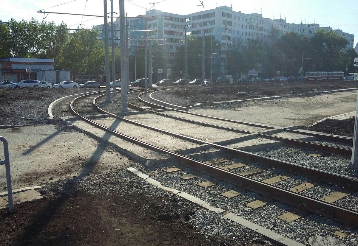 Изначально после ремонта Ташкентская выглядела так
