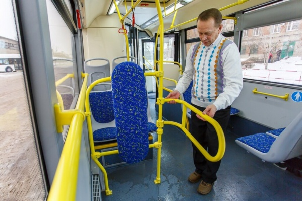 Волгоградцам обещали, что до центра города их будут возить двадцать новых автобусов